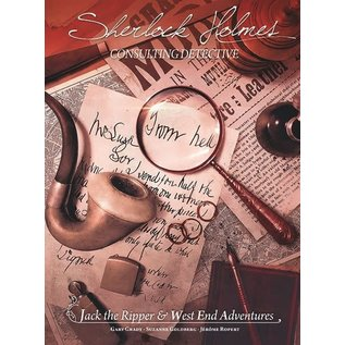 Sherlock Holmes Consulting Detectives: Jack the Ripper & West End Adventure