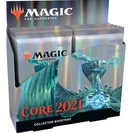Wizards of the Coast MTG Core 2021 Collector Booster Box