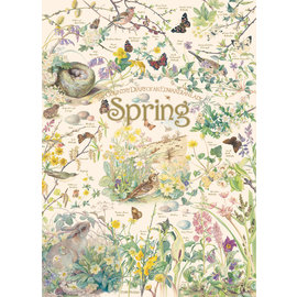 Puzzle: 1000 Country Diary: Spring