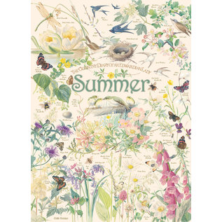 Puzzle: 1000 Country Diary: Summer