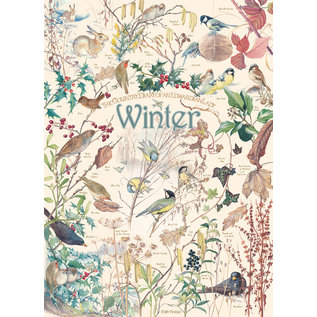Puzzle: 1000 Country Diary: Winter
