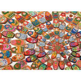 Puzzle: 1000 Matryoshka Cookies