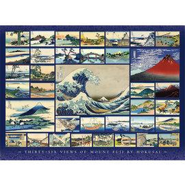 Cobble Hill Puzzle: 1000 Hokusai