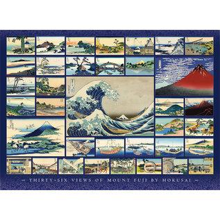 Puzzle: 1000 Hokusai