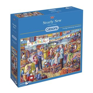 Puzzle: 1000 Nearly New
