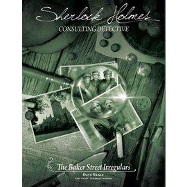 Sherlock Holmes Consulting Detectives: The Baker Street Irregulars