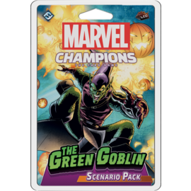 Marvel Champions: LCG: The Green Goblin Scenario