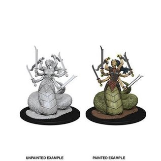 D&D Nolzurs Marvelous Unpainted Miniatures: Wave 7: Marilith