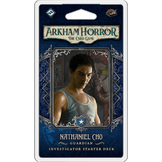 Arkham Horror LCG: Nathaniel Cho Investigator Deck