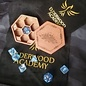Elderwood Academy Hex Chest Remastered: Lotus, Leopardwood
