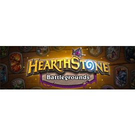 Hearthstone Battleground Entry