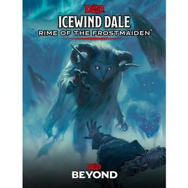 Dungeons & Dragons: Icewind Dale: Rime of the FrostMaiden (Retail)