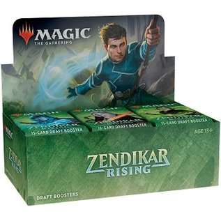 MTG Zendikar Rising: Draft Booster