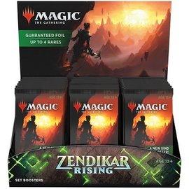 MTG Zendikar Rising: Set Booster