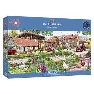 Puzzle: 636 Duckling Farm