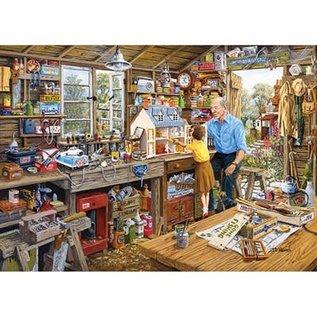Puzzle: 1000 Grandad's Workshop