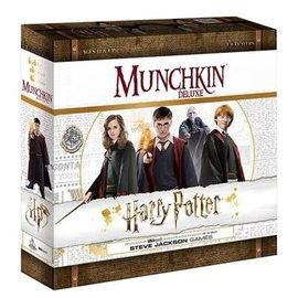 Munchkin Harry Potter Deluxe