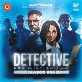 Detective: A Modern Crime: Season One