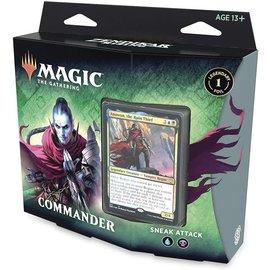 MTG Zendikar Rising Commander: Sneak Attack