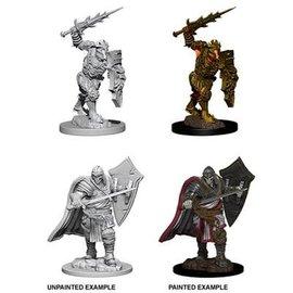 D&D Nolzurs Marvelous Unpainted Miniatures: Wave 6: Death Knight & Helmed Horror