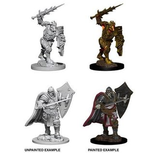 D&D Nolzurs Marvelous Unpainted Miniatures: Wave 6: Death Knight & Helmed Horror