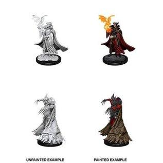 Pathfinder Deepcuts Unpainted Miniatures: Wave 12: Cultist & Devil