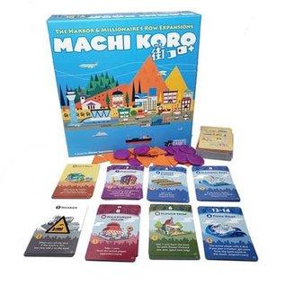 Machi Koro 5th Anniversary: Expansions