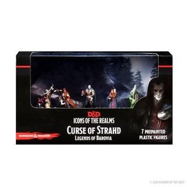 D&D Minis: Icons of the Realms: Curse of Strahd: Legends of Barovia Premium Box Set