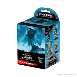 D&D Minis: Icons of the Realms: Set 17: Icewind Dale