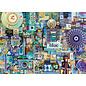 Cobble Hill Puzzle: 1000 Blue