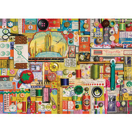 Puzzle: 1000 Sewing Notions