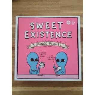 Sweet Existence - A Strange Planet Card Game