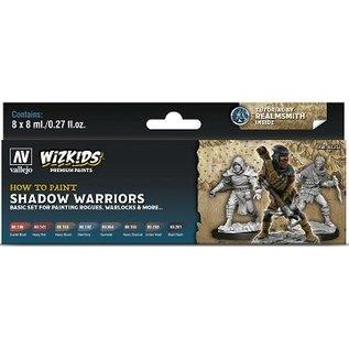 Vallejo: Wizkids Premium Paint Set Shadow Warriors