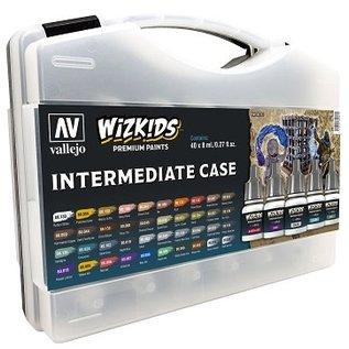 Vallejo: Wizkids Premium Paint Intermediate Starter Set