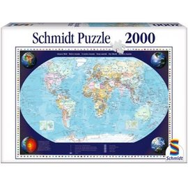 Puzzle: 2000 Our World