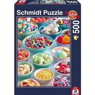 Puzzle: 500 Sweet Temptations