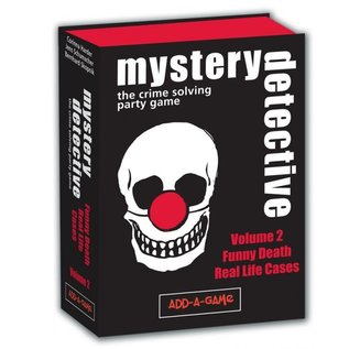 Mystery Detective Vol.2 - Funny Death Real Life Cases