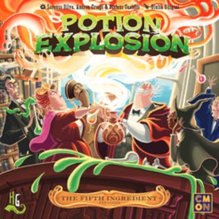 Potion Explosion: 5th Ingredient
