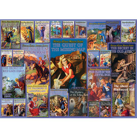 Cobble Hill Puzzle: 1000 Vintage Nancy Drew