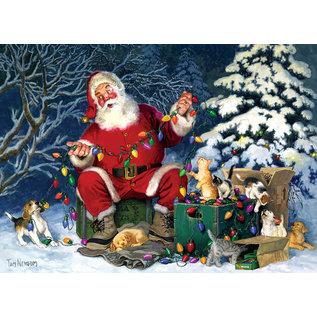 Puzzle: 500 Santa's Little Helper