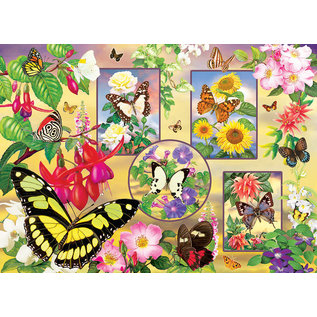 Puzzle: 500 Butterfly Magic