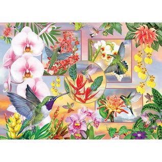 Puzzle: 500 Hummingbird Magic