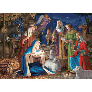Puzzle: 1000 Miracle in Bethlehem