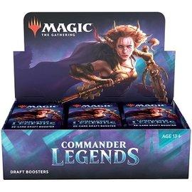 MTG Commander Legends Draft Booster Box