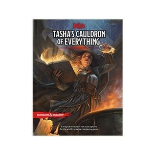 Wizards of the Coast Dungeons & Dragons: Tasha's Cauldron of Everything (Regular)