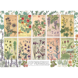 Cobble Hill Puzzle: 1000 Botanicals by Verneuil