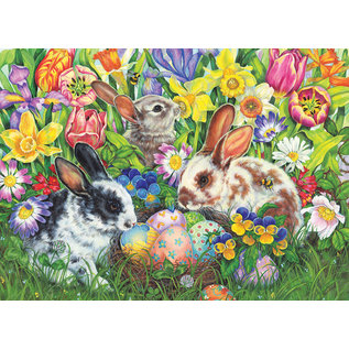 Cobble Hill Puzzle: 1000 Easter Bunnies
