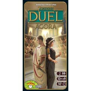 7 Wonders Duel:  Agora