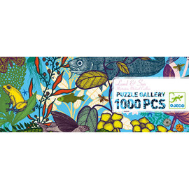 Djeco Puzzle: 1000 Land & Sea