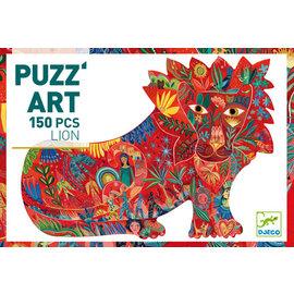 Djeco Puzz'art Puzzle: 150 Lion